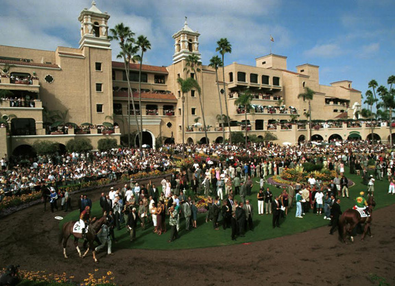 Positives and Uncertainty as Del Mar Opening Day Looms