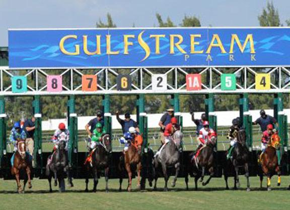 Gulfstream Park Entries & Results