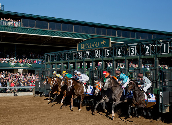 Keeneland College Scholarship Day Friday