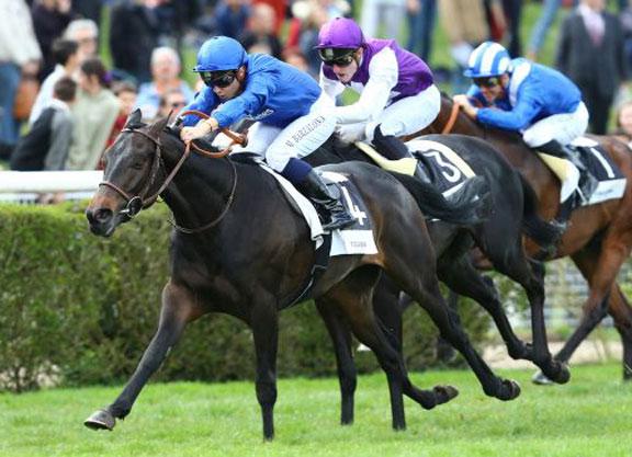 saint cloud horse racing results