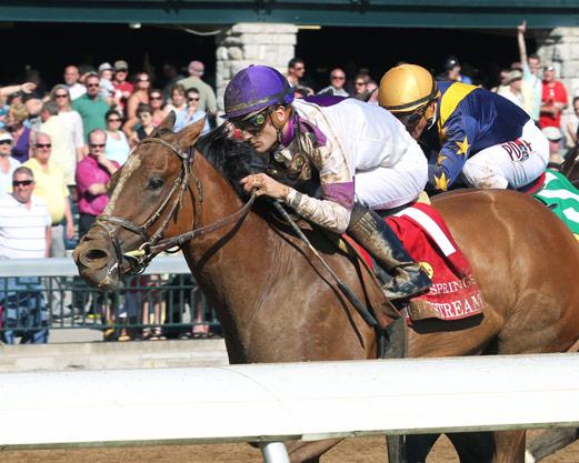 Route du Kentucky Derby/Kentucky Oaks 2016 LightstreamCP