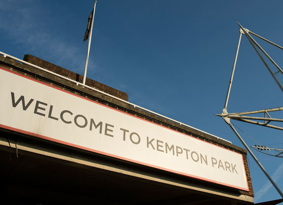 kempton racing results