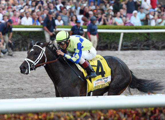 WinStar TDN Derby Top 20 for Apr. 18