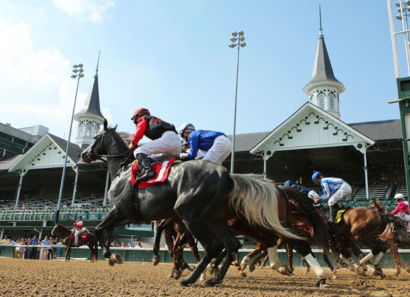 TVG to Broadcast Entire Churchill Fall MeetTVG to Broadcast