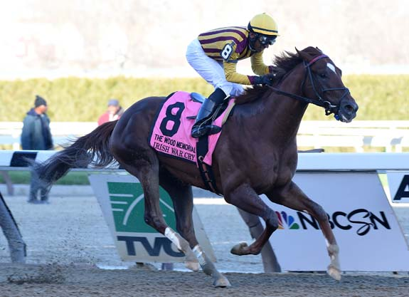 12 Enter Wide-Open Belmont Stakes