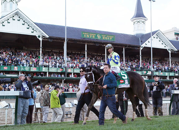 WinStar Acquires Always Dreaming Breeding Rights