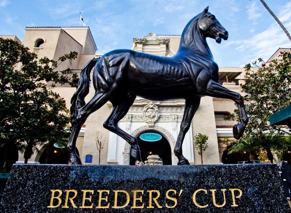 2017 Breeders Cup Race Distances Announced2017 Breeders