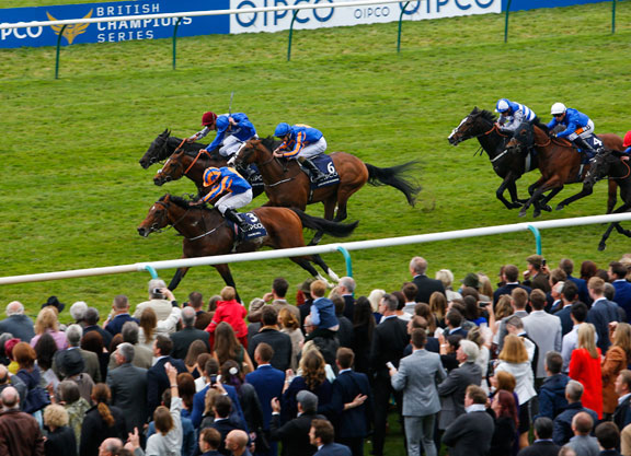 Royal Ascot 2017 - Ribchester wins the Queen Anne Stakes under William Buick