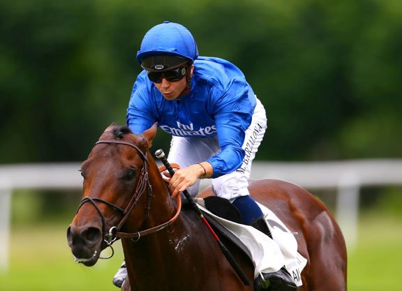 Inns Of Court To Tally-Ho Stud
