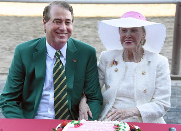 Marylou Whitney Passes at 93