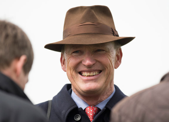 Gosden Holds Strong Champions Hand