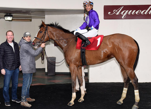 Pinhook Could Provide Yagoda With His First Grade I Score