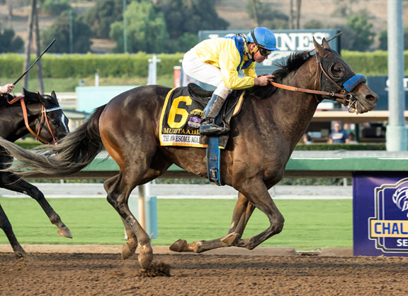 Mubtaahij Gets His Grade I In Awesome Again