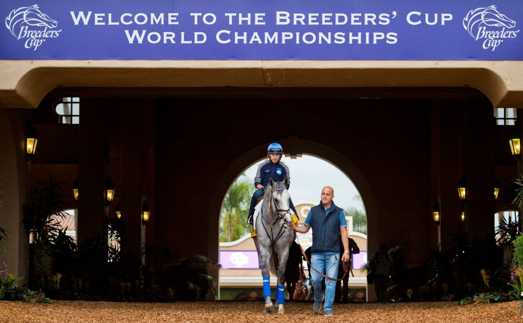 Breeders Cup Charge S Into Del Marbreeders Cup Charge