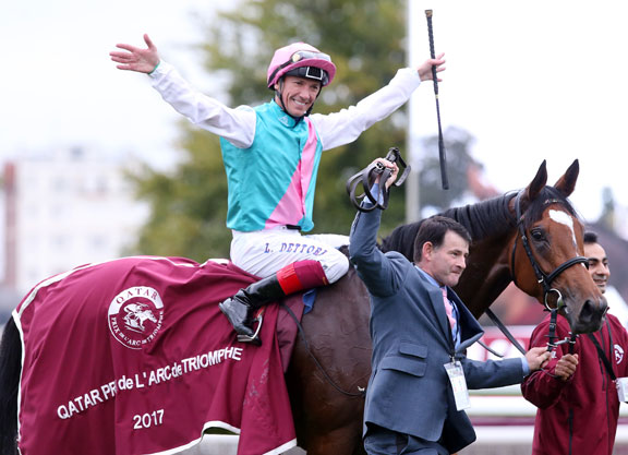 TDN's Horses Of The Year: Enable