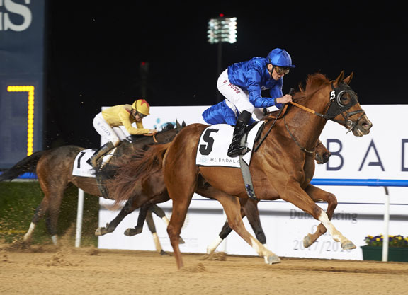 Comicas Victorious In Dubawi