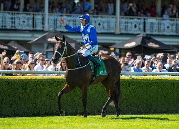 Winx makes it 23 straight as records continue to fall
