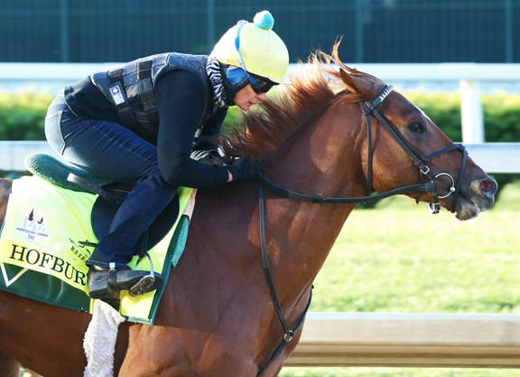 Hofburg to Miss Travers With Fever