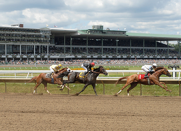Start of Haskell Card Delayed; Monmouth to Reevaluate After Second Race