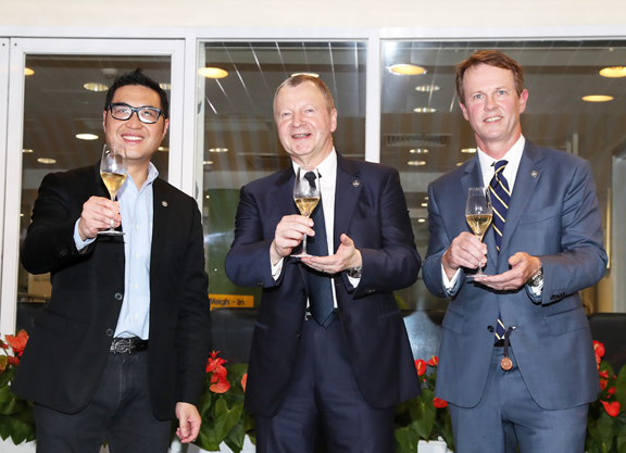 Hong Kong Season Concludes With Gains