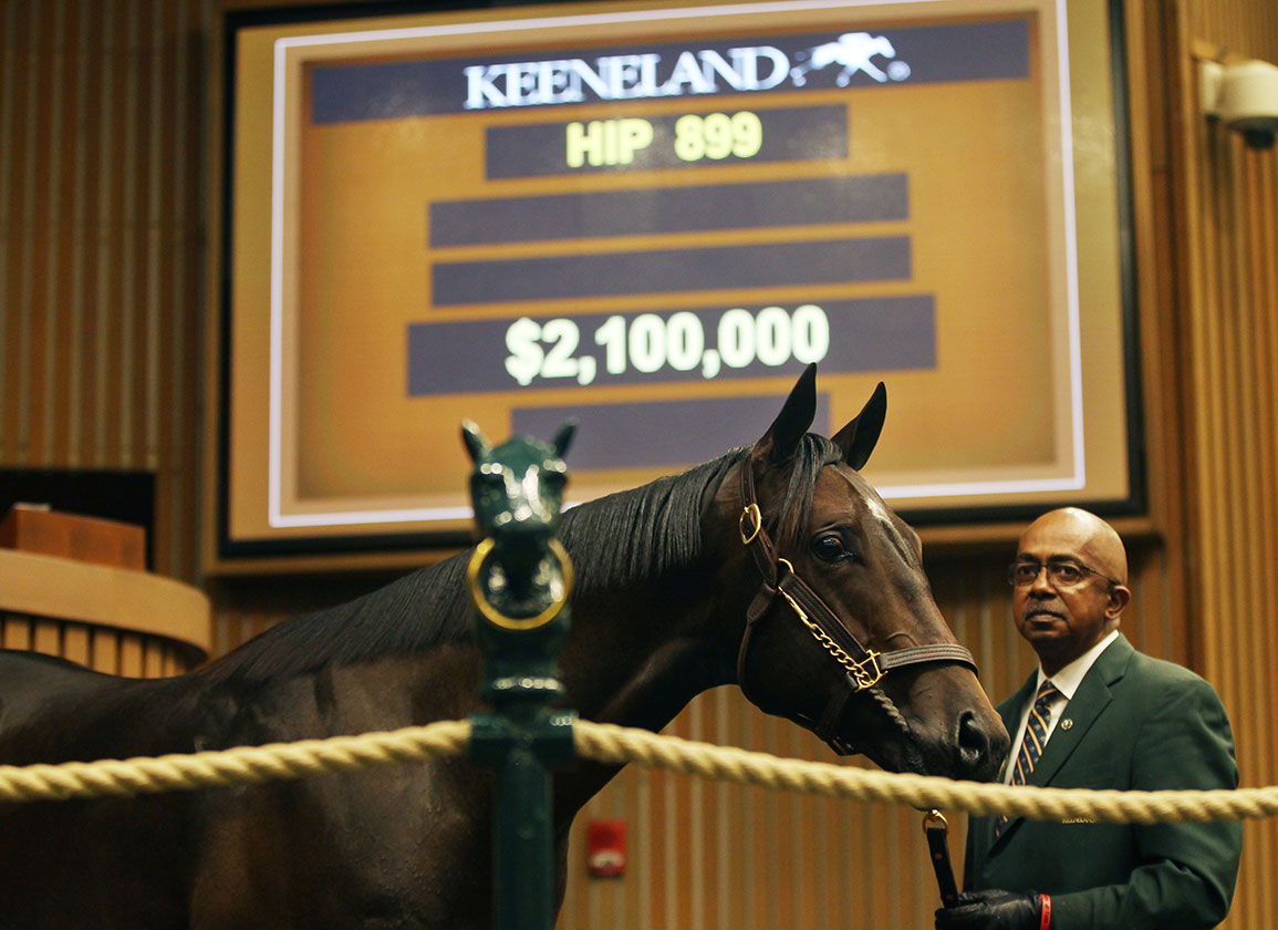 Keeneland September Book 1 Closes With A Bang