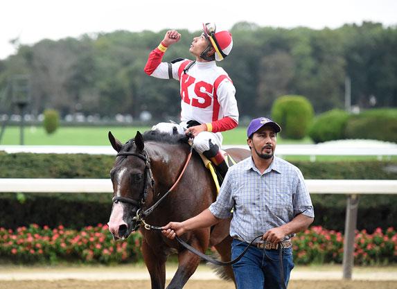 Riccio, Ortiz Ride Fate, Hard Work to the Top of the Game
