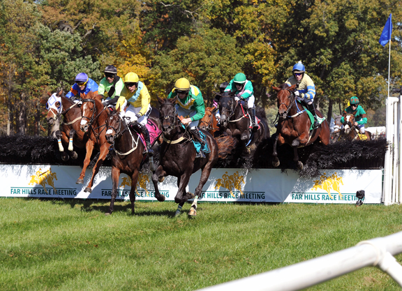 Belmont, Monmouth at Far Hills to Offer Joint Pick 4Belmont