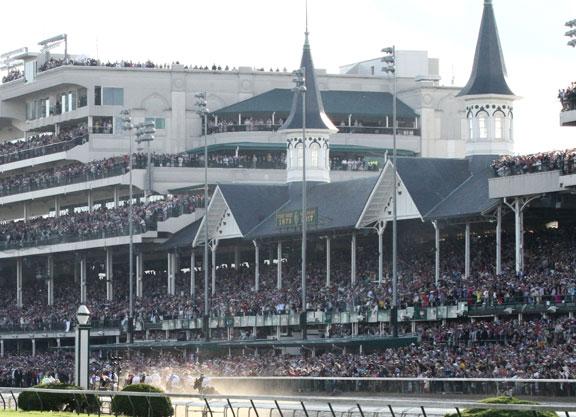 Kentucky Derby could shift to June or September, says Bob Baffert