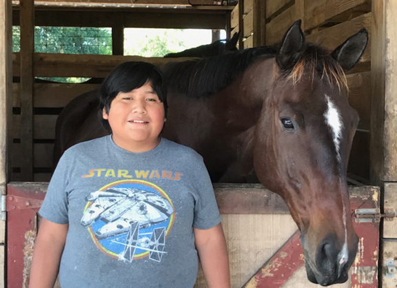 On Aftercare: Florida TRAC Brings Happiness Back to a Special Boy