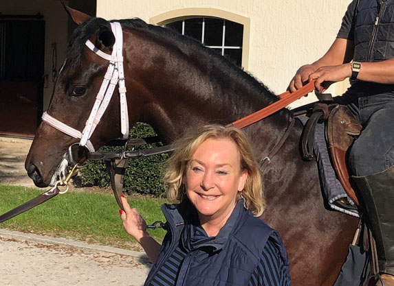 On Aftercare: Q&A With Retired Racehorse Project's Carolyn Karlson