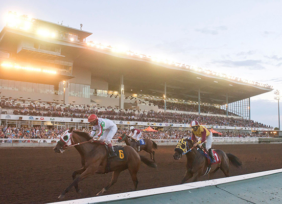 CHRB Grants Five Weeks to Los Al Thoroughbreds in 2020
