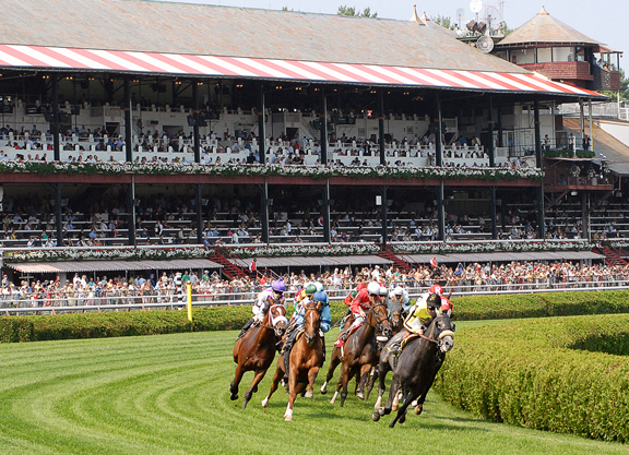 Saratoga Among Tracks to Cancel Weekend Racing Due to Extreme Heat