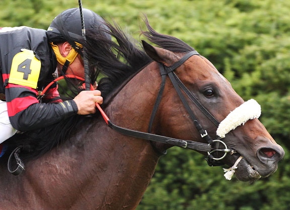 Delta Prince Goes Last to First in Maker's 46 Mile