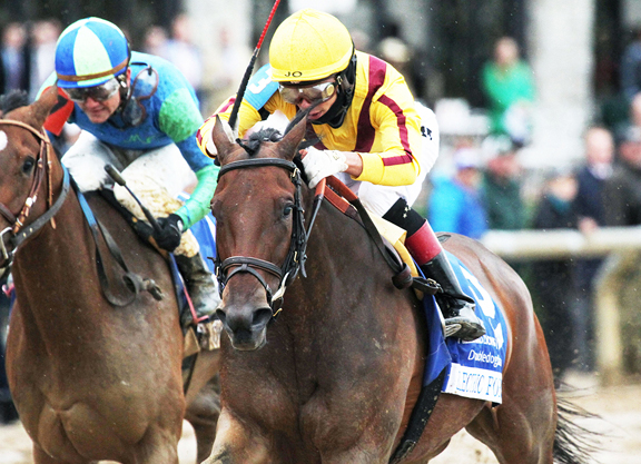 Curlin Half Sis to Maclean's Music Makes the Grade at Keeneland