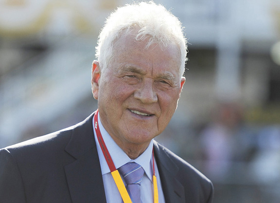 Frank Stronach Touts Tuesday Talk, Racing Charter of Rights In Open Letter