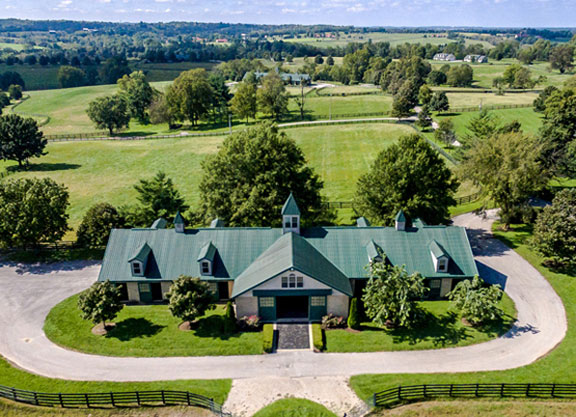 Woodford Thoroughbreds' Kentucky Farm Sold to Mick and Wendy Ruis