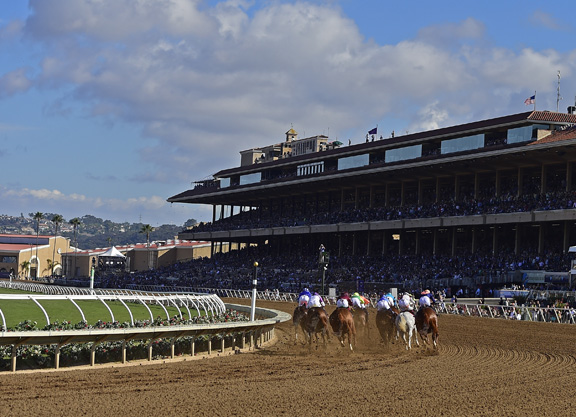 Del Mar To Open a Week Early, Will Conduct Three-Day Racing Weeks