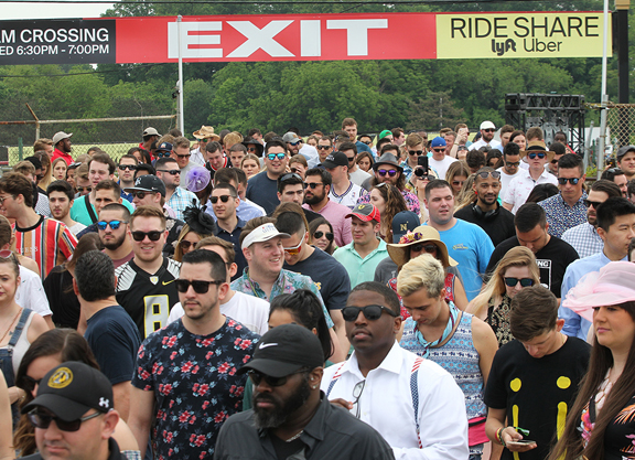 Nearly $100M Handled on Preakness Day