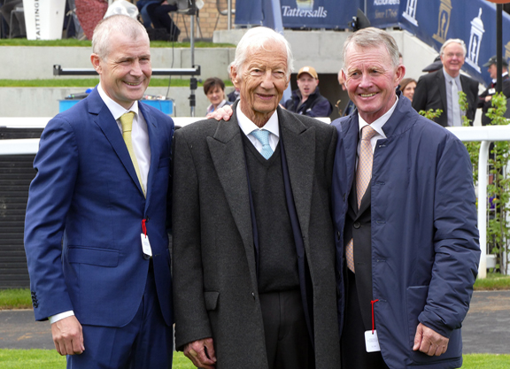 The Pat Smullen Column: Stars of the Curragh