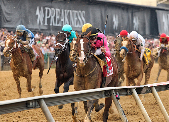 War of Will Targeting Belmont Stakes