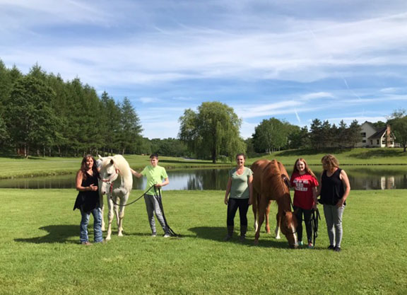 On Aftercare: School Is Out and Horsemanship Is In