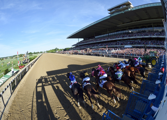 The Week in Review: Not the Test of a Champion, but Belmont Won't Lack for Star Power