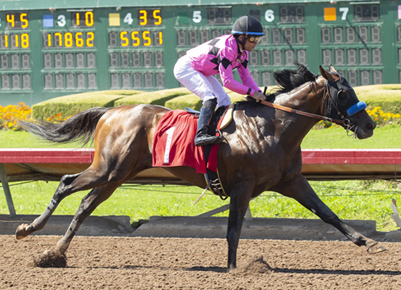Game Winner on Track for Travers