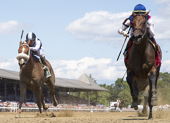Ghostzapper's Guarana Gets the Distance in CCA Oaks
