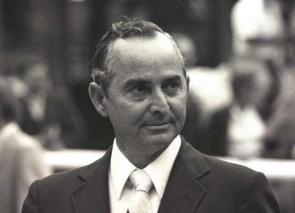 Trainer Jimmy Picou Dies