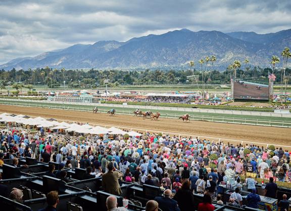 Santa Anita Granted Flex Dates; Los Al Loses September Meet in 2020