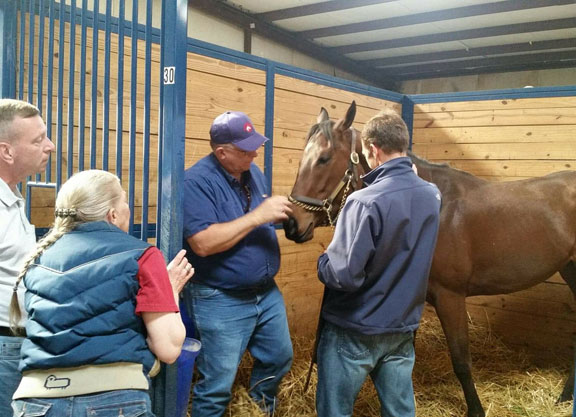 On Aftercare: Groom Elite Completes Circles of Success at Track and in Aftercare