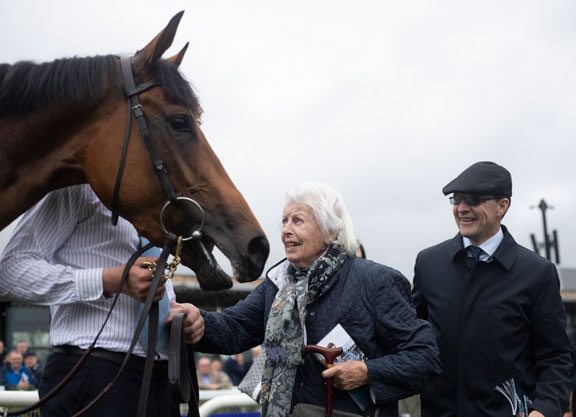 Kodiac's Fairyland Leads a Ballydoyle One-Two In the Flying Five
