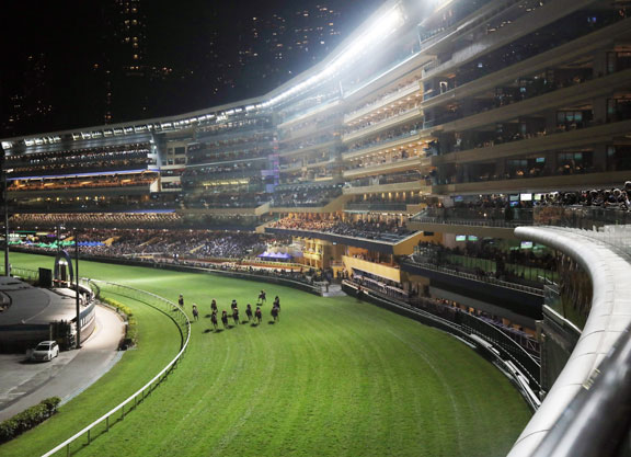 Second Card Cancelled at Happy Valley