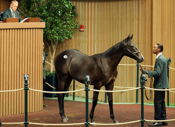 Competitive Bidding As Book 3 Opens at Keeneland
